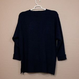 White Stag V Neck Pullover Sweater
